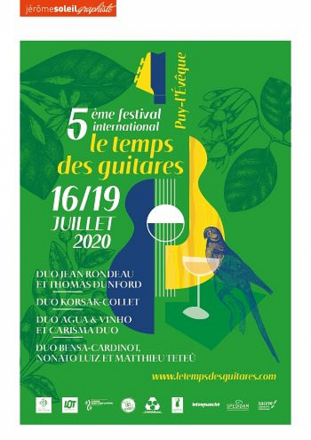 Festival international le temps des Guitares