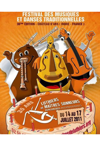 rencontres luthiers 2021